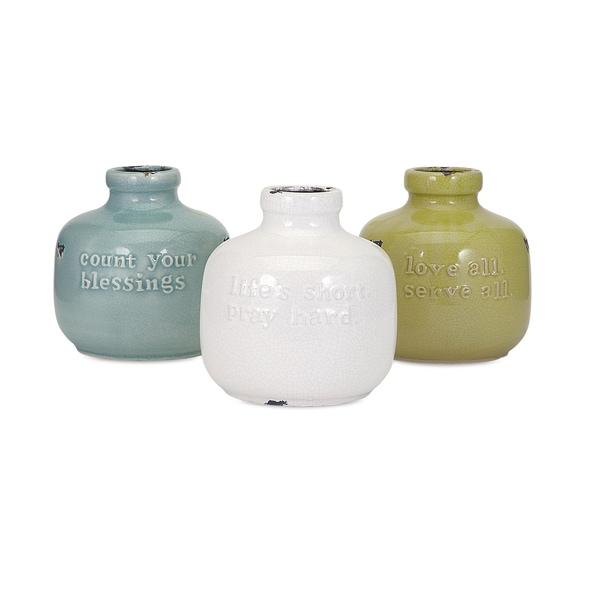 Inspired Ceramic Jugs - Ast 3