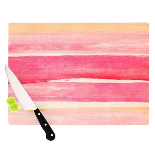 KESS InHouse Iris Lehnhardt 'Colour Play' Cutting Board