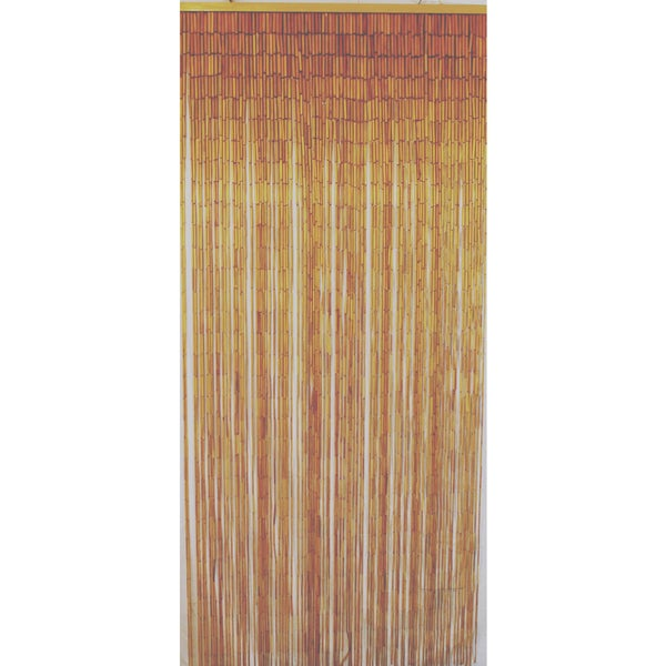 Natural bamboo curtains 125 strands