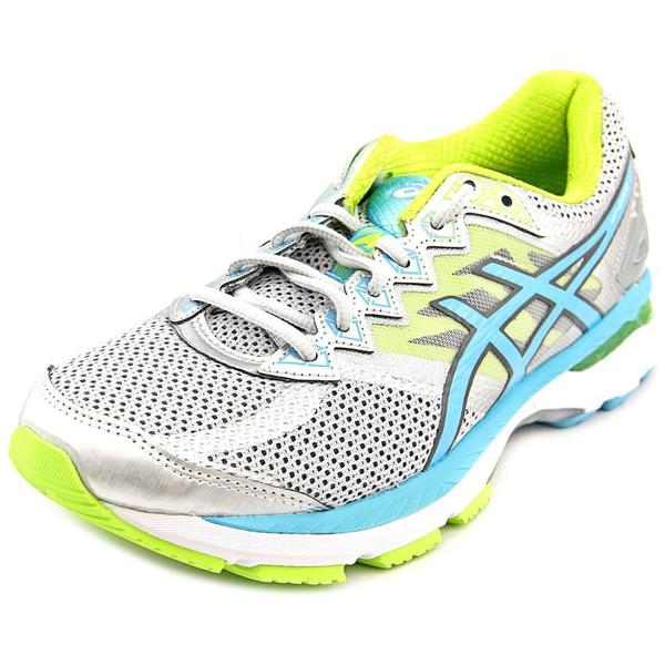 Asics Women's Gt-2000 4 Silver Mesh Athletic Shoes