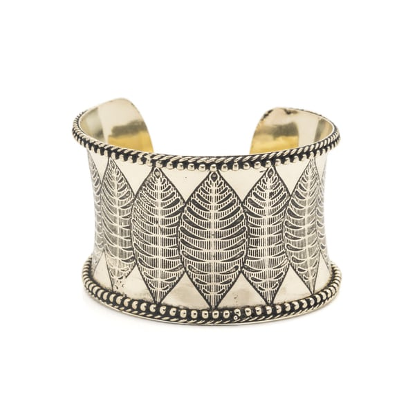 Sanctuary Cuff - Gold