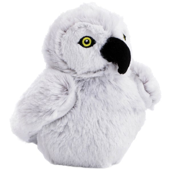 GoDog Birds Owl With Chew Guard Small