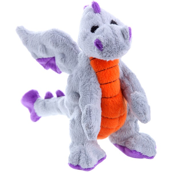 GoDog Grey Dragons With Chew Guard Small