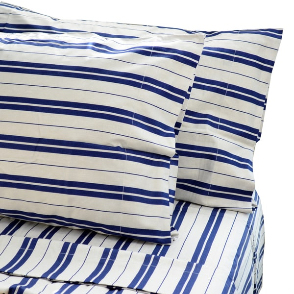 North Home Steward 100% Cotton Sheet Set