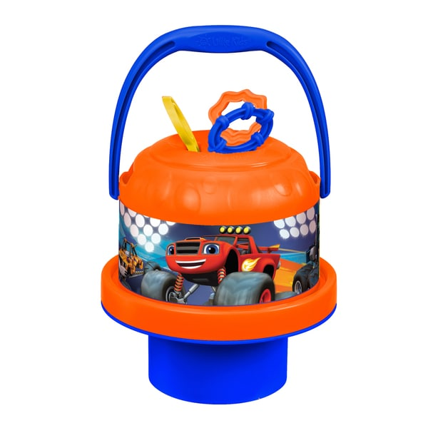 Nickelodeon Paw Blaze No-Spill Bubblin Bucket
