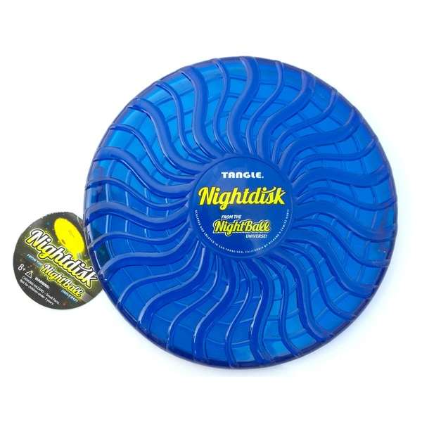 Tangle Blue NightDisk