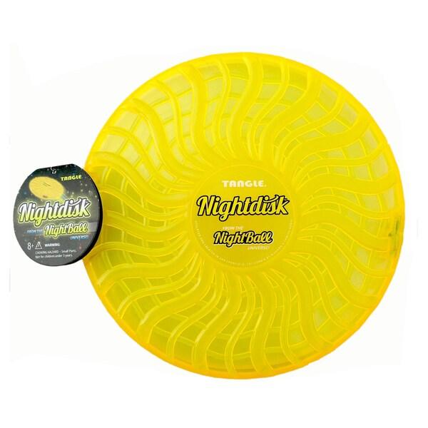 Tangle Yellow NightDisk