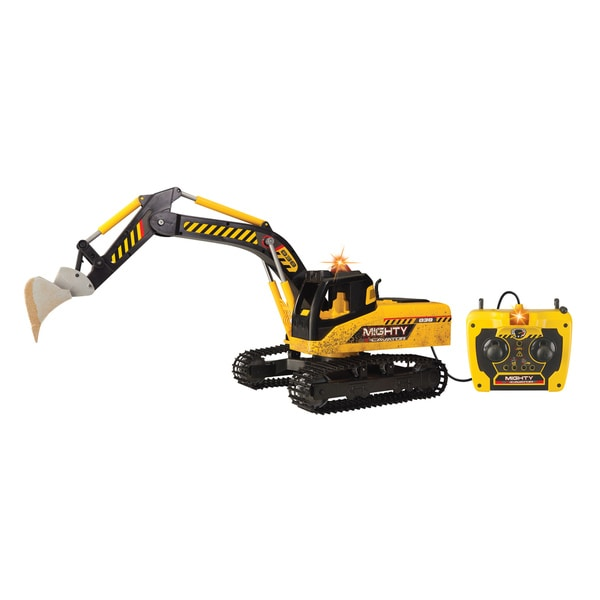 Dickie Toys Construction Mighty Excavator