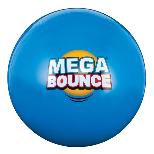 Blue Duncan Mega Bounce Ball