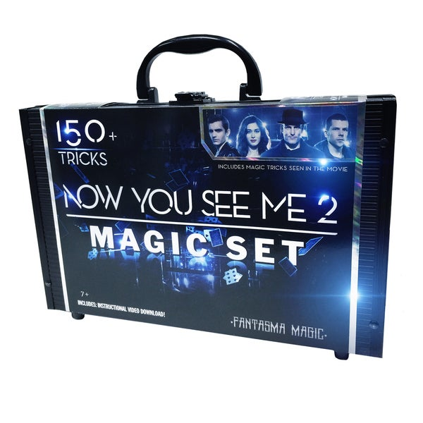 Fantasma Magic 150 Tricks Now You See Me 2 Magic Case 21812660