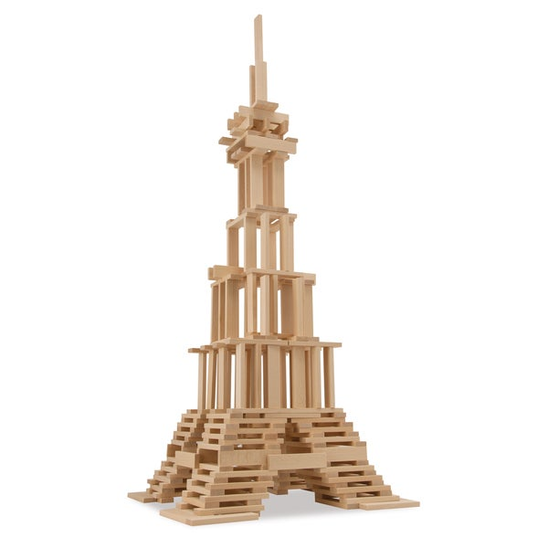 Eichhorn 200 Piece Wooden Construction Kit