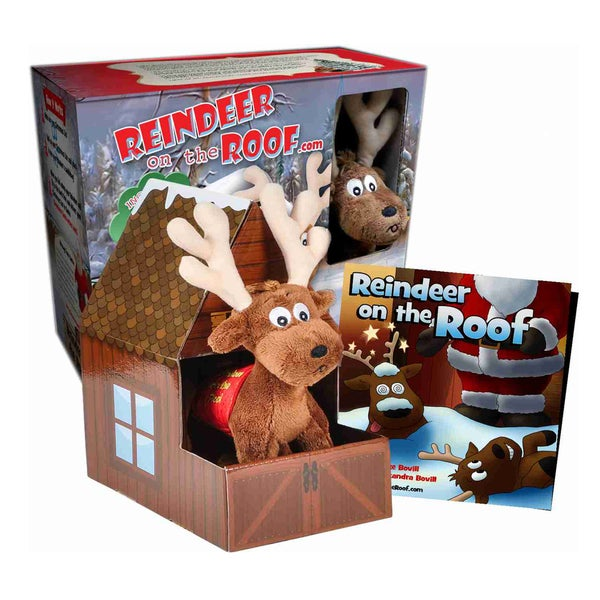Imaginary Kidz Reindeer on the Roof Gift Set