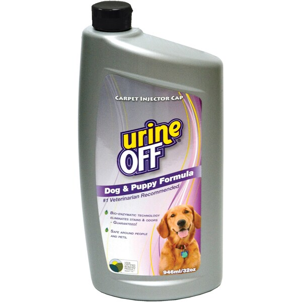 Urine Off Dog & Puppy Formula w/ Carpet Applicator Cap