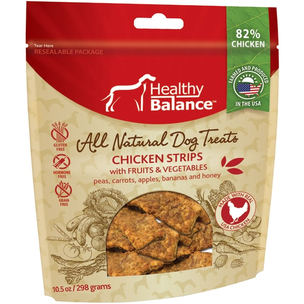 Healthy Balance Dog Treats 10.5oz