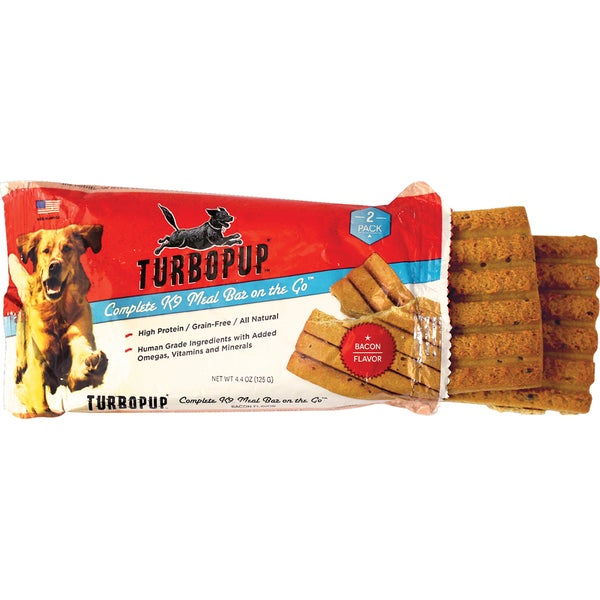 TurboPup Grain Free Snacks 2 Pack