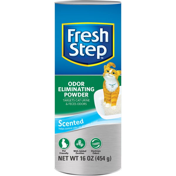 Fresh Step Odor Eliminating Powder 16 oz.
