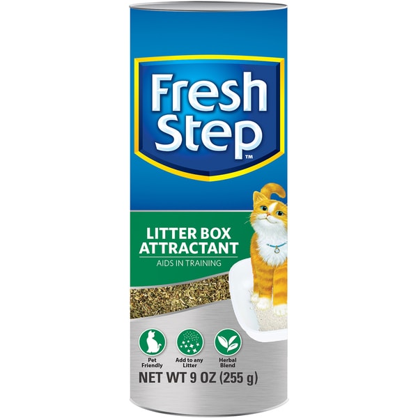 Fresh Step Litter Box Attractant 9 oz.