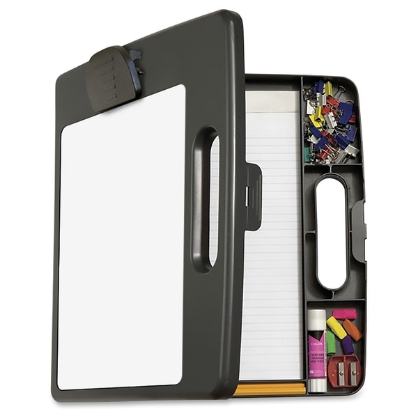 OIC Heavy-duty Clipboard with Whiteboard - (1/Each)