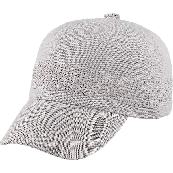 Henschel Grey Knit Baseball Cap