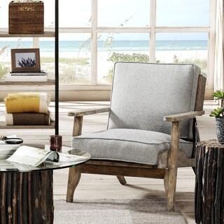 Carson Carrington Rapina Grey Lounge Chair