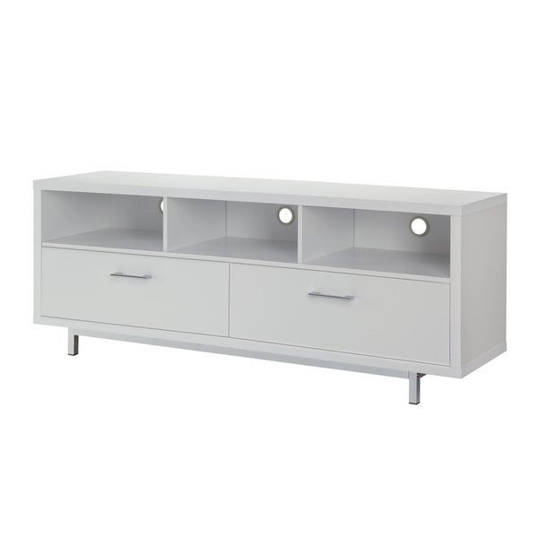 Coaster Company Coastal White TV Console With Drawers 21817889