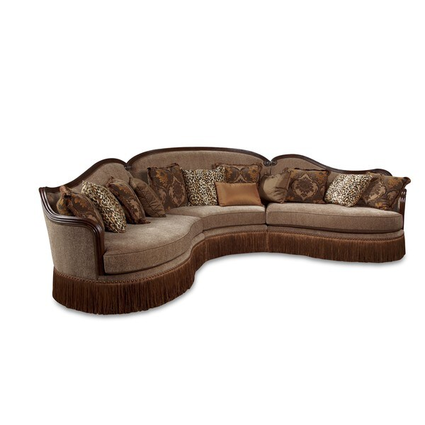 A.R.T. Furniture Giovanna Sable Wedge