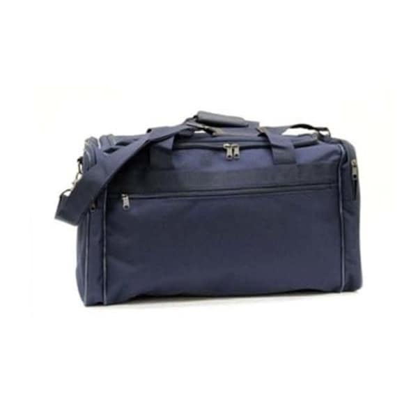 Samboro Luggage Navy 20-inch All-Purpose Duffle Bag