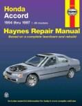 Haynes Honda Accord 1994-97: All Models (Paperback)