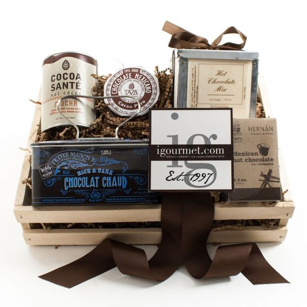 The International Hot Cocoa Gift Crate
