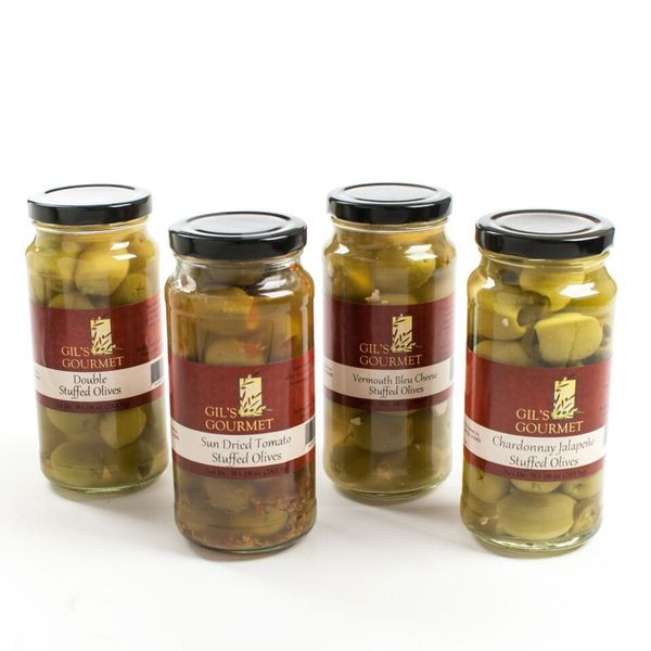 igourmet The Stuffed Olive Collection
