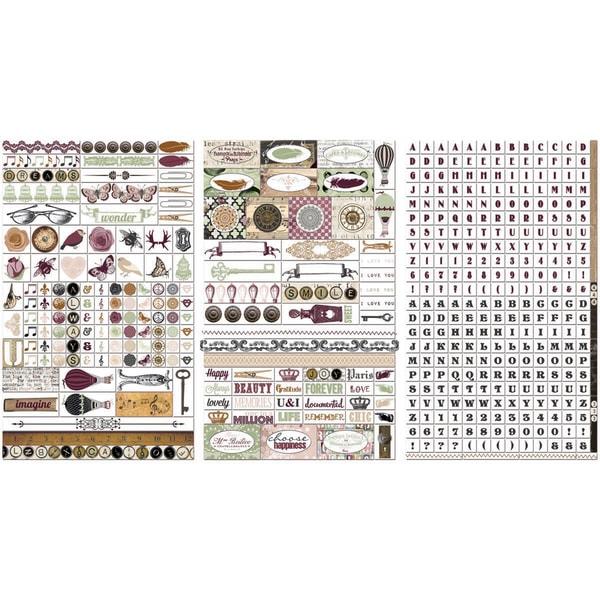 Essentials Stickers