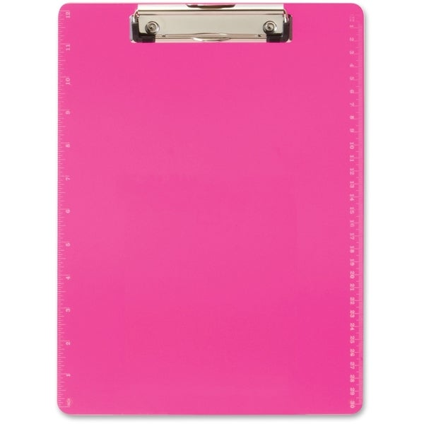 OIC Low-profile Clip Letter-size Clipboard - (1/Each)