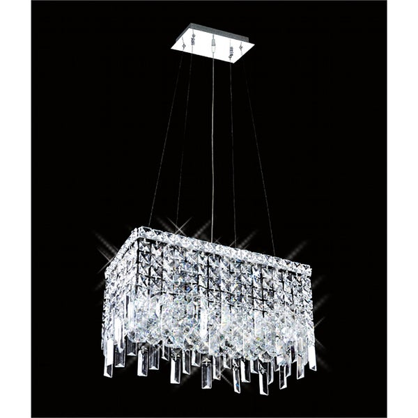 Maxim Collection 8014-1608 Chrystal 4-light Chandelier