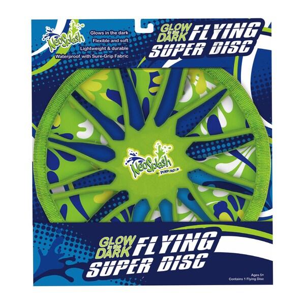 Pumponator Neosplash Flying Disc 21846063
