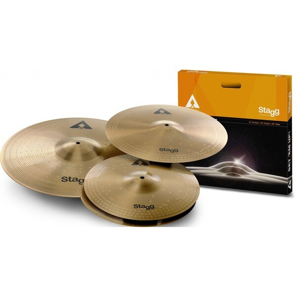 Stagg AXK Set Innovation Cymbal Set