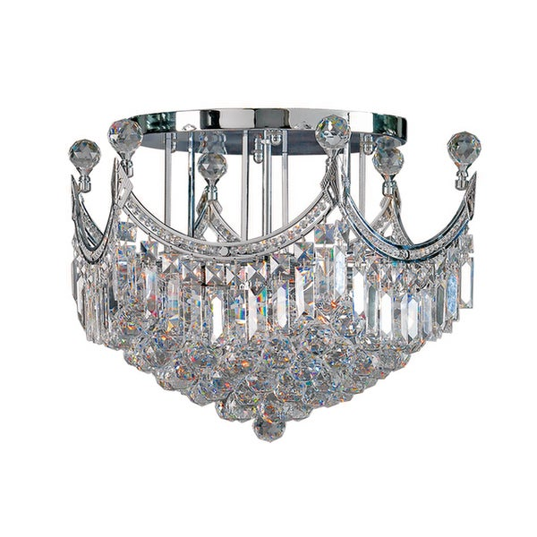 Corona Collection 1808X-1613 Crystal 6-licht Chandelier