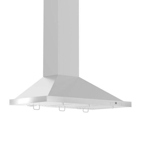 ZLINE 30 in. 760 CFM Wall Mount Range Hood in Stainless Steel (KB-30) 21846552