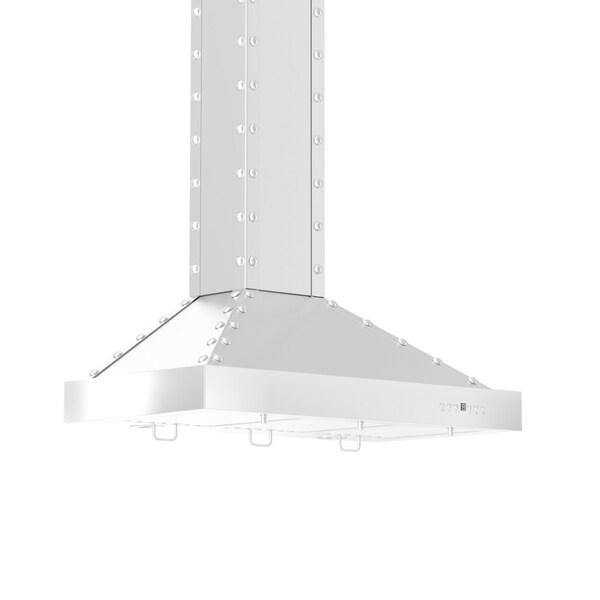 ZLINE 42 in. 760 CFM Designer Series Wall Mount Range Hood (KB2-4SSXS-42) 21846584