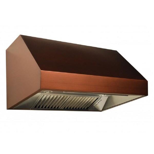 ZLINE 48 in. 1200 CFM Designer Series Under Cabinet Range Hood (8685C-48)