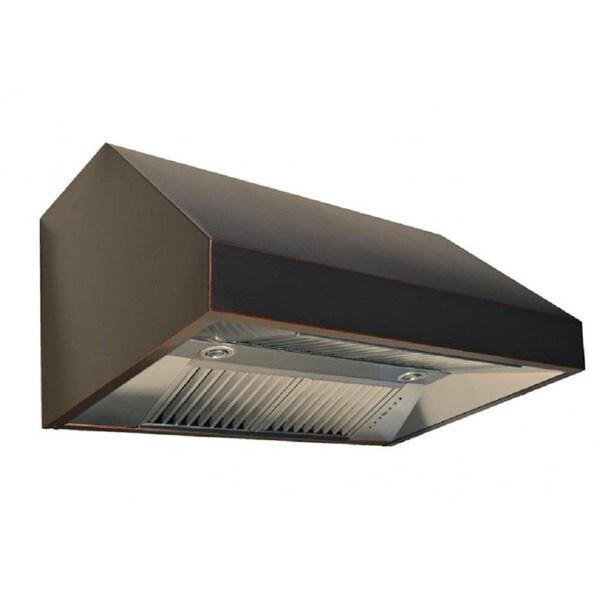 ZLINE 36 in. 1200 CFM Designer Series Under Cabinet Range Hood (8685B-36)