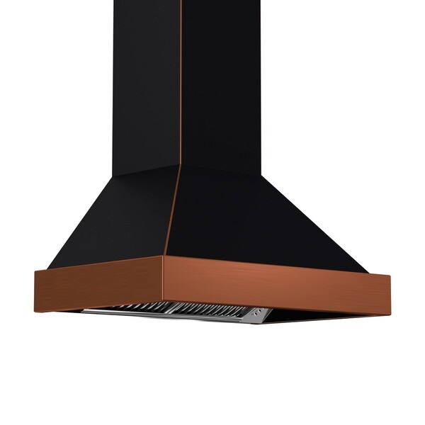 ZLINE 36 in. 1200 CFM Designer Series Wall Mount Range Hood (655-BCXXX-36) 21846705