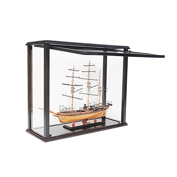 Medium Front Open Table Top Display Case