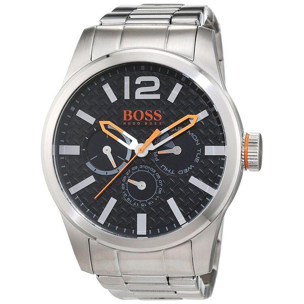 Hugo Boss Men's 1513238 'Paris' Multi-Function Stainless Steel Watch