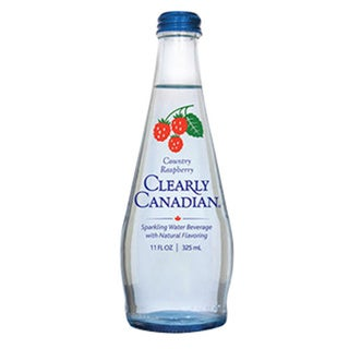Clearly Canadian Country Raspberry 12-pack