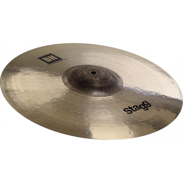 Stagg DH Series 18-inch Medium Thin Exo Crash Cymbal