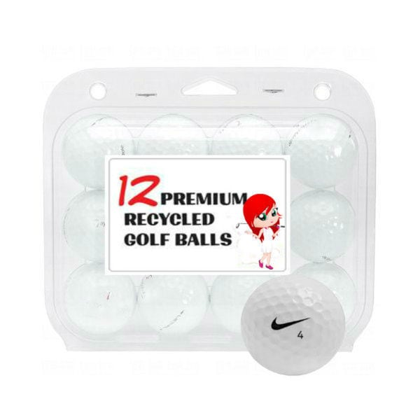 Nike Mix Recycled Golf Balls (Case of 12)