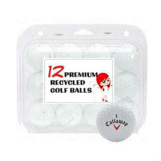 Callaway Mix Recycled Golf Balls (Pack of 12)