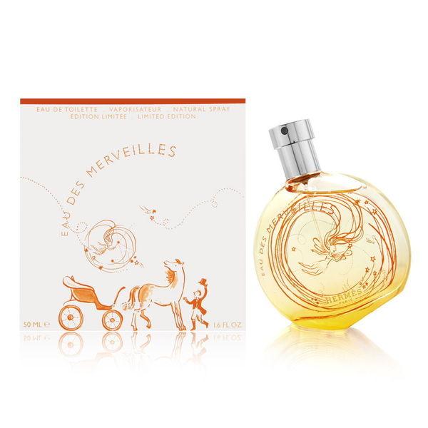 Hermes Eau Des Merveilles Women's 1.6-ounce Eau de Toilette Spray (Limited Edition)