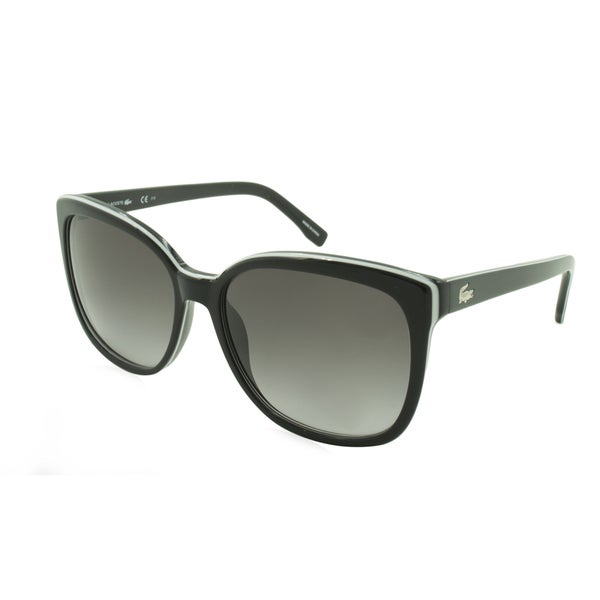 Lacoste L747S-004 Oversized Black Sunglasses