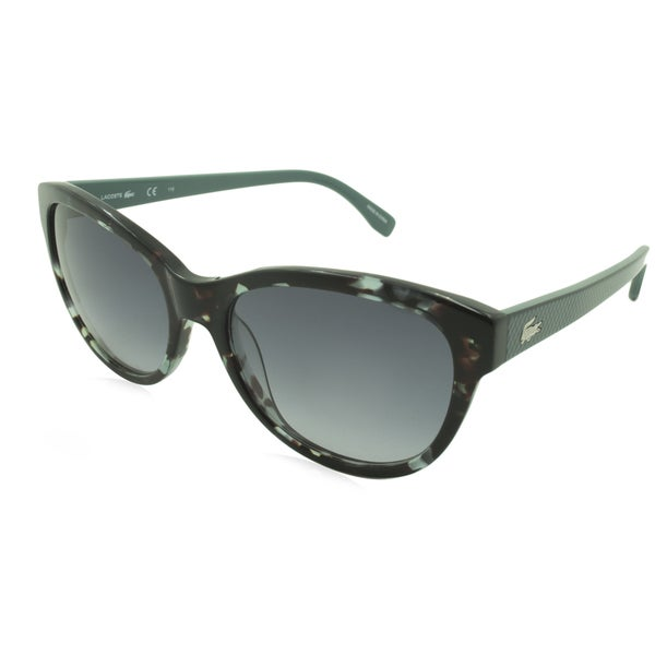 Lacoste L785S-466 Oversized Blue Sunglasses